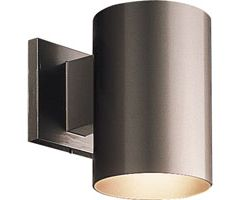 Outdoor sconce ALUMINIUM CYLINDERS