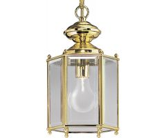 Outdoor ceiling light BRASS GUARD LANTERNS