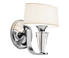 Wall sconce CRYSTAL PERSUASION
