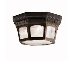 Outdoor flush mount COURTYARD
