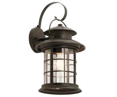Outdoor sconce RUSTIC