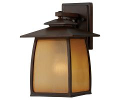 Outdoor sconce WRIGHT HOUSE