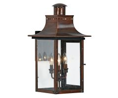Outdoor sconce CHALMERS