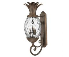 Outdoor sconce PLANTATION
