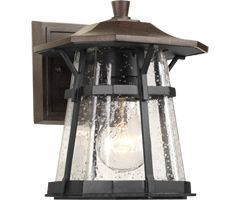 Outdoor sconce DERBY