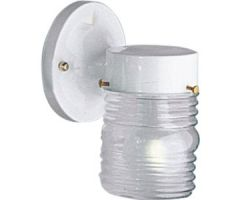 Outdoor sconce UTILITY