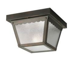 Outdoor flush mount CEILING MOUNT