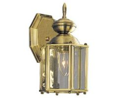 Outdoor sconce BRASSGUARD LANTERNS
