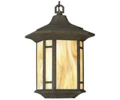 Outdoor ceiling light ARTS & CRAFTS