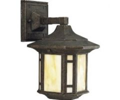 Outdoor sconce ARTS & CRAFTS