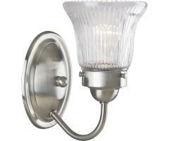 Wall sconce ECONOMY FLUTED GLASS