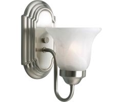 Wall sconce ALABASTER GLASS