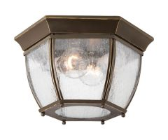 Outdoor flush mount ROMAN COACH