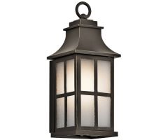 Outdoor sconce PALLERTON WAY