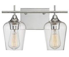 Bathroom lighting OCTAVE