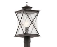 Post light ARGYLE