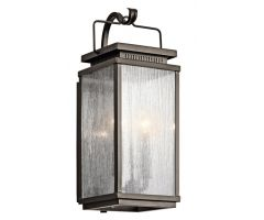 Outdoor sconce MANNINGHAM