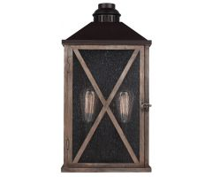 Outdoor sconce LUMIERE