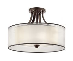 Flush mount LACEY