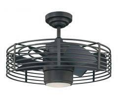 Ceiling fan ENCLAVE LED