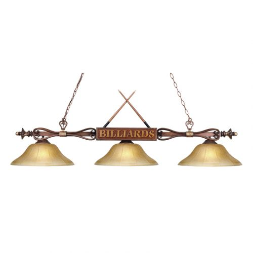 Pool table light DESIGNER CLASSIC
