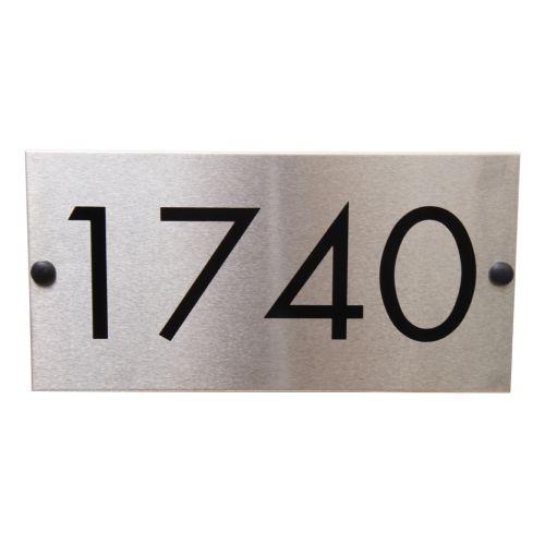 Mail box & addresses IZIA