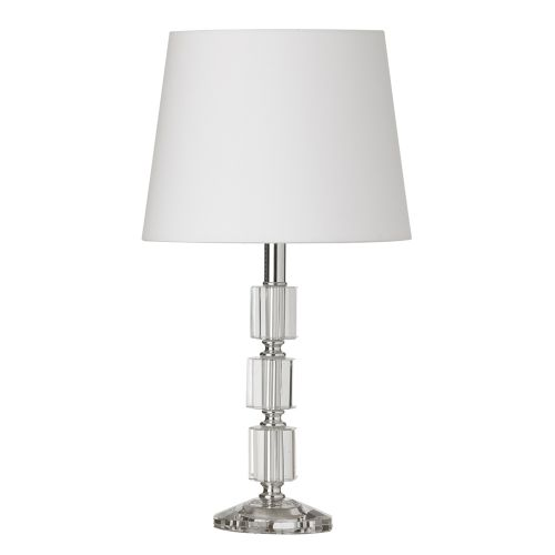 Table lamp OPTICAL CRYSTAL
