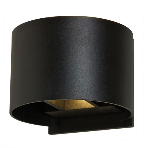 Outdoor sconce ROUND DIRECTIONAL