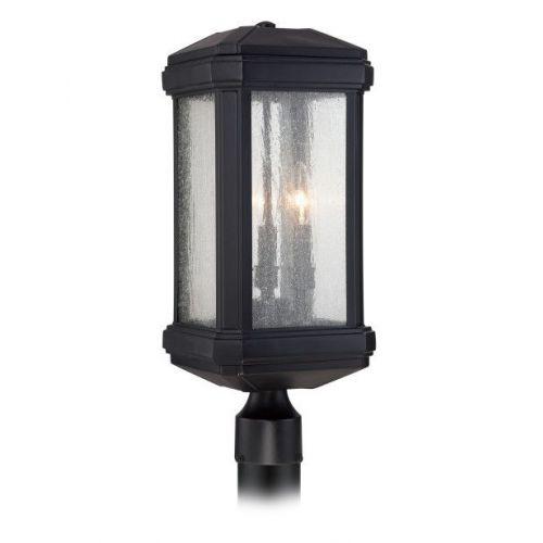Post light TRUMBULL