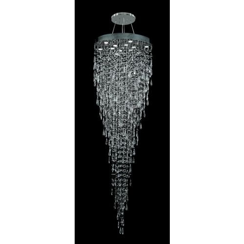 Chandelier CRYSTAL RAIN