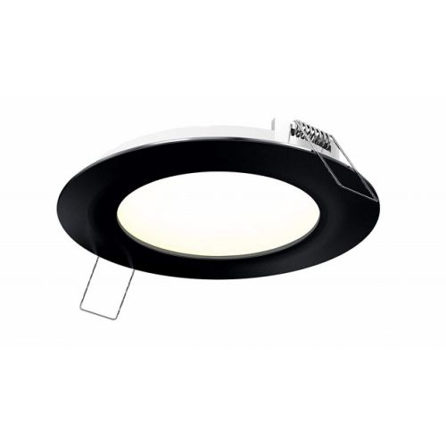 "Outdoor step light ROUND PANEL 4"" CCT"