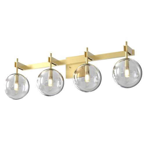 Bathroom lighting COURCELETTE