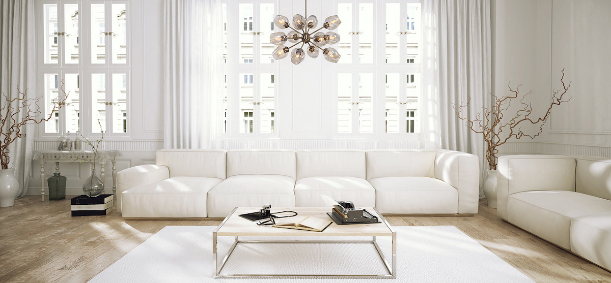 Fixtures that truly light up a room