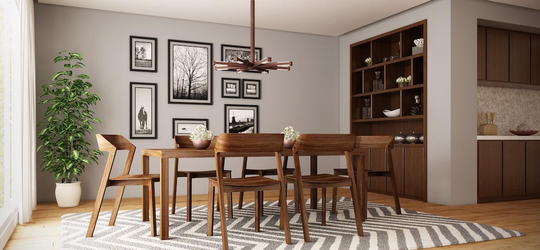 Top 10 : wooden chandeliers