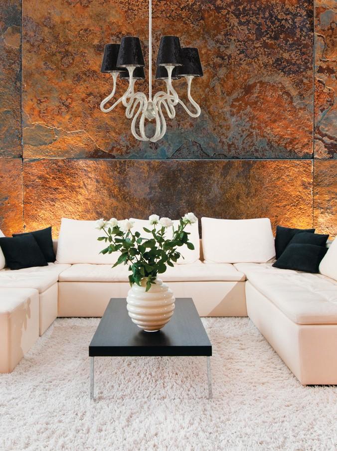 Salon Lustre Contemporain Multi Luminaire