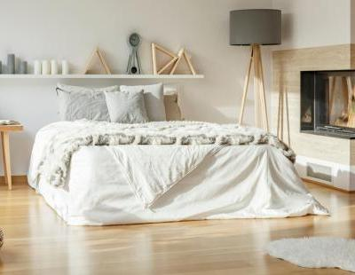 Add style to your room with a headboard