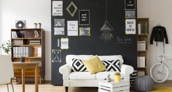 Permission d'écrire sur les murs