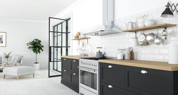 2019 design trends : kitchen and bathroom.