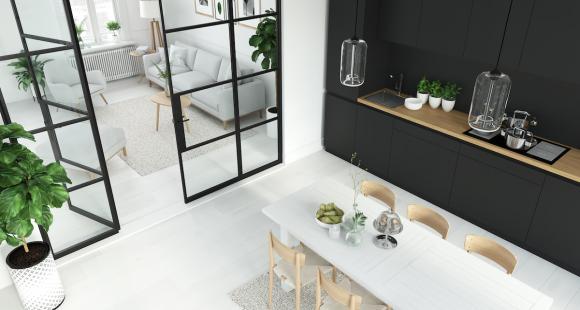 2019 design trends : minimalist style.