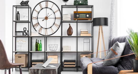 Bookcases - Versatile interior décor allies!